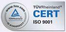 ISO – 9001 – Zeichenmuster