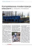 Artykuł - kompleksowa modernizacja otaczami w Madro Kraków